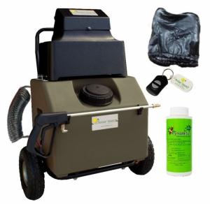 Pynamite 10 Gal Portable Platinum Mosquito Mist Amp Spray System