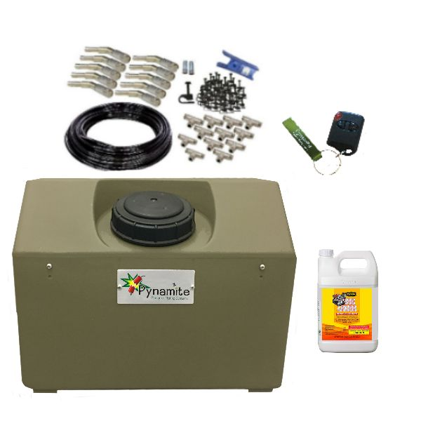10 Gal Pynamite Mosquito Misting System With 10 Nozzle Kit U0026 Misting  Solution