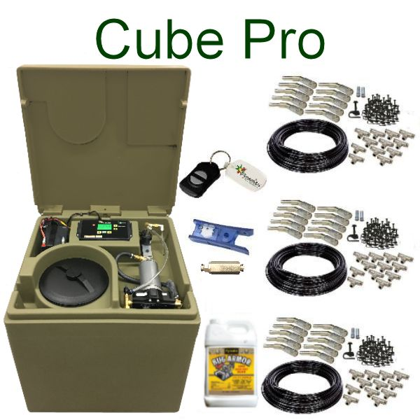 Pynamite Cube Pro 30 Nozzle 55 Gal Mosquito Misting System